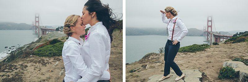 San Francisco Lesbian Wedding